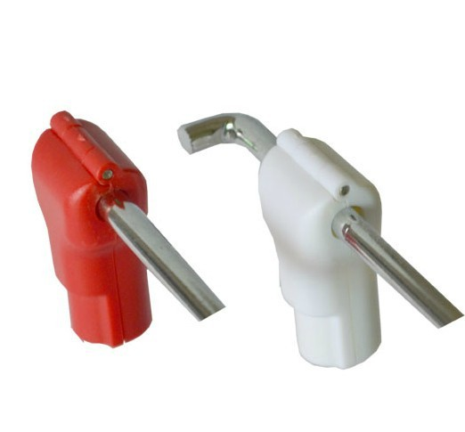 Display Hook Lock G01 6mm Security Hook Lock ,EAS Safety Hook Stop Lock,Stop Lock Hook Security Lock