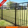 Wrought Iron Ornamental Fence Panels