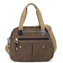 Classical Handbag New Fashion Bags Canvas Messenger Bag
