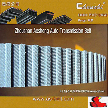 Specialized in manufacturing the synchronous belt, PK belt, the V belt 8200821800 6pk1815