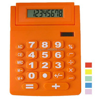 promotion gifts cheapest calculaotr/desktop calculator with big keys/desk calculator china supplier