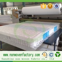 Top sale pp spunbond nonwoven fabric for mattress material