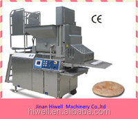 Jinan Hiwell Machinery High Capacity Automatic Forming KFC Fast Food Processing Machine
