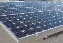 High quality free maintenance monocrystalline solar cells for sale 2kw
