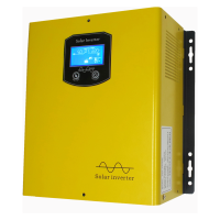 2kw voltage converter with mppt controller 12 volt 2kw solar inverter 3000w pure sine wave inverter