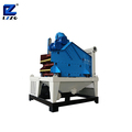 Reliable structure sludge dewatering screen from LZZG factory
