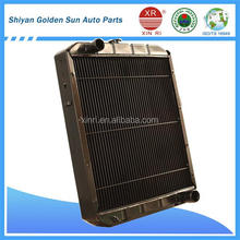 Shiyan Dongfeng Truck Parts 1301010-C64001 Radiator for Kavian , Duolika , DFAC Heater Exchanger
