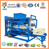Promotion building brick making machine /QTJ4-18 Building equipment Hydraulic full automtic /color paver street making machine