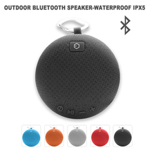 Hot product Ball Shaped Speaker Fabric Bluetooth Speaker Mini Wireless Bluetooth Speaker