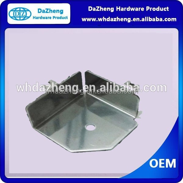 OEM high precision metal stamping enclosure inner shield