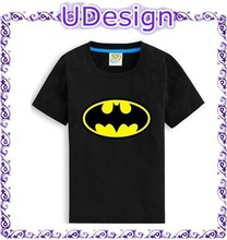 Boys plain black 100% cotton tshirt organic t-shirt 100 percent cotton t shirt manufacturing