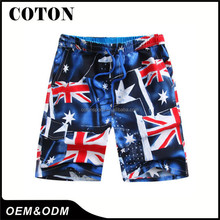 Cheap printed Manufacture beach shorts swimwear With Bottom Price
