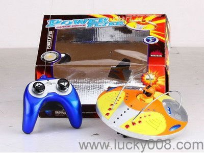 Rc magic UFO remote control flying saucer power rc fliying disk flyer toy
