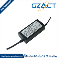 Foshan power supply products black ac adaptor laptop