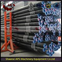 Oil drilling equipment casing pipe/API 5CT petroleum casing steel J55 K55 N80 seamless in oilfield