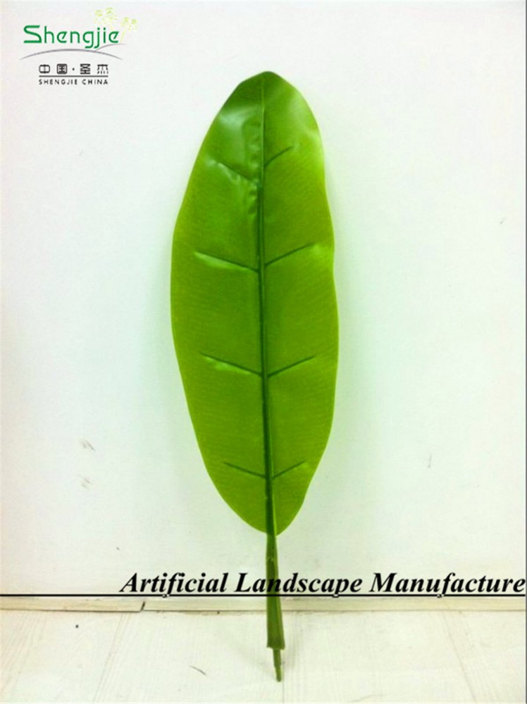 artificial banana leaves with high quality, many size could choose