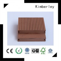 140*25mm made in china cheapest timber wood plastic composite decking,garden supply laminate flooring
