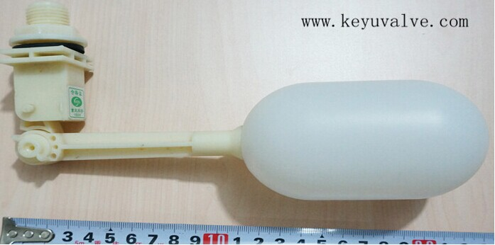 "1/2"" Plastic Float Valve For Water Fill And Storage"