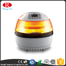 Cheap goods from china round 10L Electric Temperature Controlled Oil Free Deep Fryer