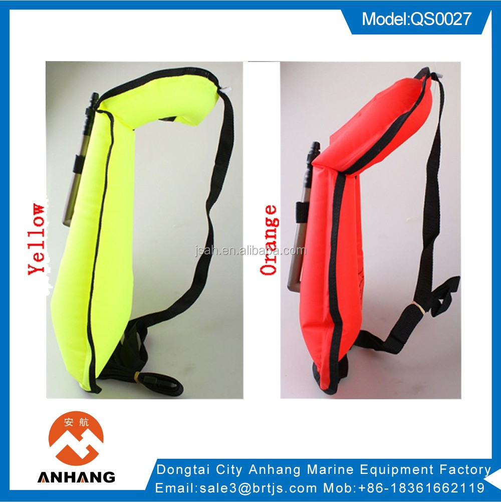 2016 Hot Sale! Manufacture diving snorkel vest