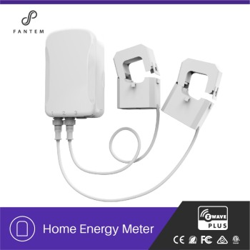 Z-wave Smart Home single phase digital electric energy meter