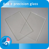 Anole raw material made in china printer table borosilicate float glass