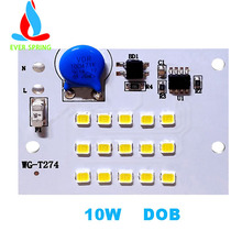 10W 20W 30W 50W 100W ac led modules 220v aluminum led pcb 220v