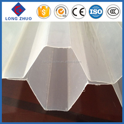 pp plastic honeycomb pipe,lamella media