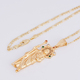 Guangzhou wholesale high quality 14k gold Religious jewelry Religious pendant