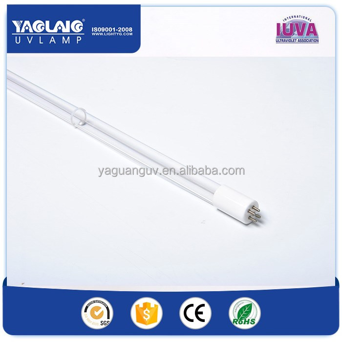Low Pressure High Power Amalgam Lamp 150W UV Lamp GPHA1000T6L for water treatment