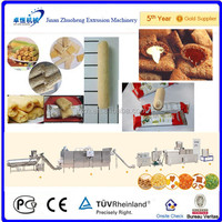 Jam Center Snack / Core Filling puffed Food process Production Line
