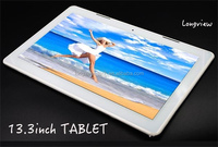 "13"" MID tablet RK3188 quad core android 13.3 inch tablet pc wifi 1G/16G front and rear cameras"