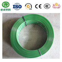 Industry used 16mm embossed plastic strapping roll for cotton bale packed