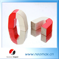 Customized U shape and education AlNiCo magnets for hot sale
