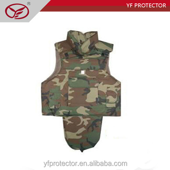 VIP Body Armor Ballistic Vest Level IIIA