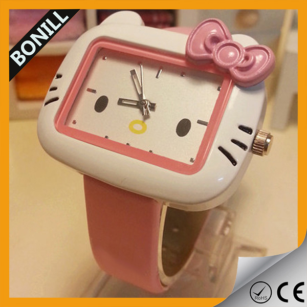Fashion cheap watches with picture, christmas gift festival watches,kids watches cartoons