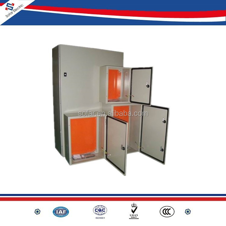 Factroy price and good quality IP65 weatherproof wall mount enclosure