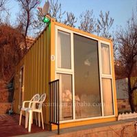 Factory sale high quality container house with complete accessories