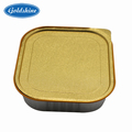 Carry out aluminum foil cake pan 8011 storage container