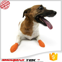 Dog boots waterproof best quality, wholesale waterproof dog boots