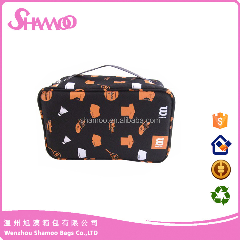 manufacturer makeup beauty cosmetic bag toiletry bag pouch for promotion