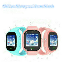 2018 Amazon Hot Sale GPS Kid 2G Smart Watch Phone Location Finder Tracker For Kids
