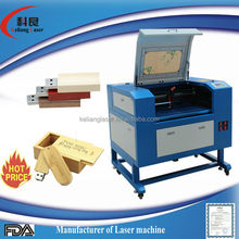 Mini high precision low price Germany KL-460 Leetro 40w epilog laser engraving machine