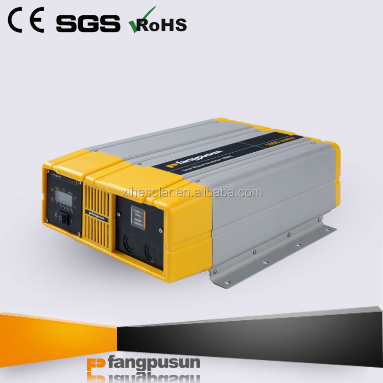 * Warranty 2 year Fangpusun Prosine 1800W <strong>DC</strong> to AC 24 V 220V power inverter