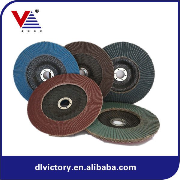 Super abrasive hard disk for steel polishing