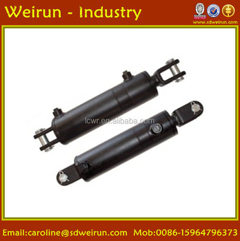 mini hydraulic cylinder for crane/loader/excavator/ tractor /forklift