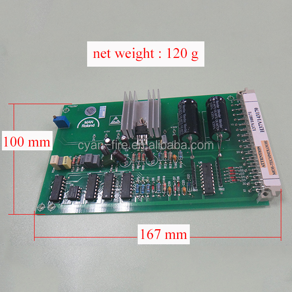 H37V143170 electronic board for Man Roland