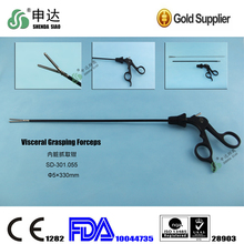 Hospital equipment Organ surgery appliances laparoscopy Visceral Grasping Forceps
