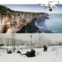 wholesaler Dreamer 1th New Arrival Model 2.4G rc 4 axis 12 MP camera quadcopter Helicopter fpv VS cx20 auto pathfinder with gps