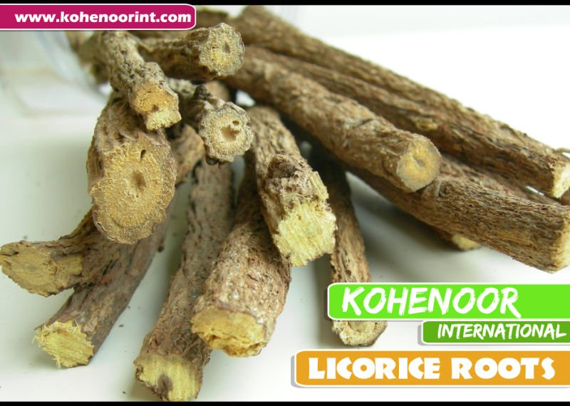 LICORICE HERBS LONG ROOTS